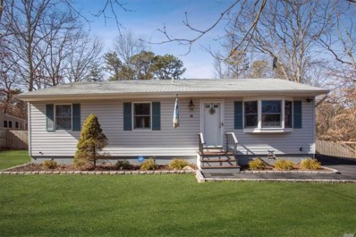 36 Bauer Ave, Manorville, NY 11949 - MLS#: 3102825