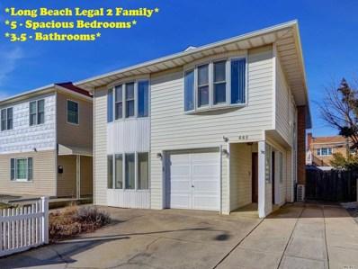 645 E Olive St, Long Beach, NY 11561 - MLS#: 3103398