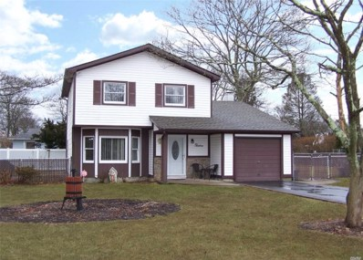 12 Rockledge Dr, Shirley, NY 11967 - MLS#: 3103672