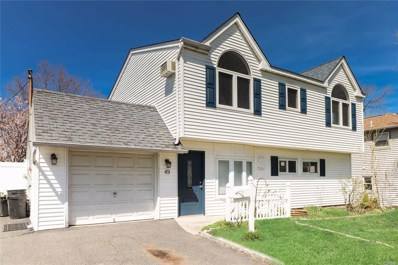 49 Downhill Ln, Wantagh, NY 11793 - MLS#: 3103833