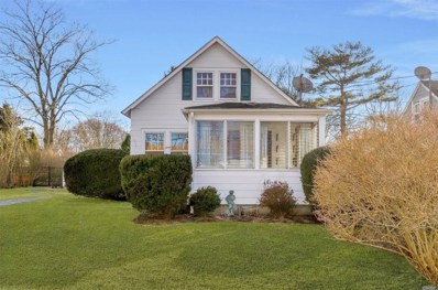 60 Red Bridge Rd, Center Moriches, NY 11934 - MLS#: 3103910