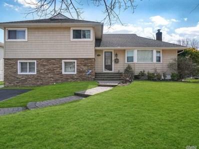 138 Hunter Ridge Rd, N. Massapequa, NY 11758 - MLS#: 3103935