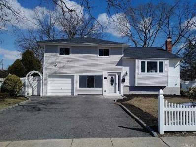 57 Eddie  Ave, N. Babylon, NY 11703 - MLS#: 3103966