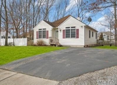 176 Hickory St, Pt.Jefferson Sta, NY 11776 - MLS#: 3103980