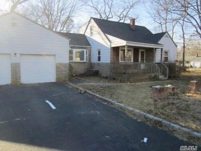 329 Auborn Ave, Shirley, NY 11967 - MLS#: 3104437