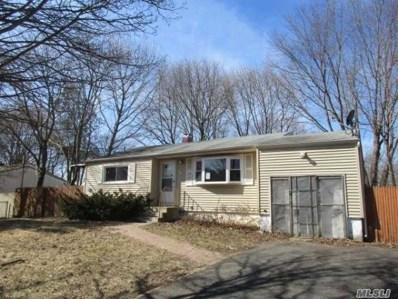 832 Narragansett Ave, E. Patchogue, NY 11772 - MLS#: 3105299