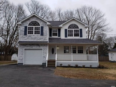 7 Nugent St, Center Moriches, NY 11934 - MLS#: 3105438