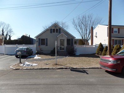 105 Sexton Rd, W. Babylon, NY 11704 - MLS#: 3105543