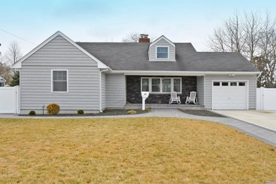 34 Seafield Ln, Bay Shore, NY 11706 - MLS#: 3105586