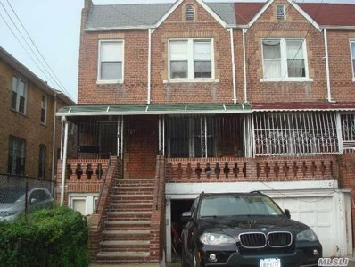207 E 56th Avenue St, Brooklyn, NY 11203 - MLS#: 3106127