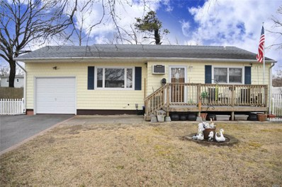 1008 Carll Dr, Bay Shore, NY 11706 - MLS#: 3106225