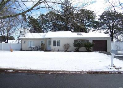 19 Pine Gate, E. Patchogue, NY 11772 - MLS#: 3106411