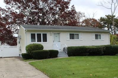 153 American Blvd, Brentwood, NY 11717 - MLS#: 3106504