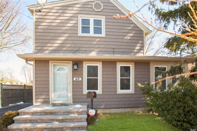 69 Cedar Ave, Patchogue, NY 11772 - MLS#: 3106631