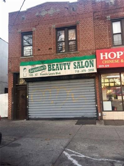 109-67 Francis Lewis Blvd, Queens Village, NY 11429 - MLS#: 3106706