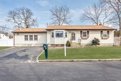 1335 Hiram Ave, Holbrook, NY 11741 - MLS#: 3107104