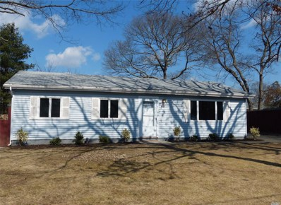 69 Sherwood Dr, Mastic Beach, NY 11951 - MLS#: 3107151