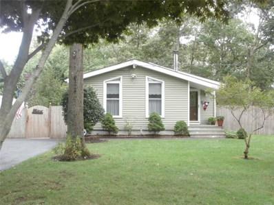 39 Edgewood St, Mastic, NY 11950 - MLS#: 3107473