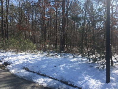 Lot #25 Silas Carter Rd, Manorville, NY 11949 - MLS#: 3107538