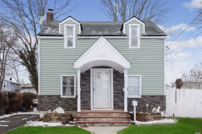 163 Forest Ave, Roosevelt, NY 11575 - MLS#: 3107658