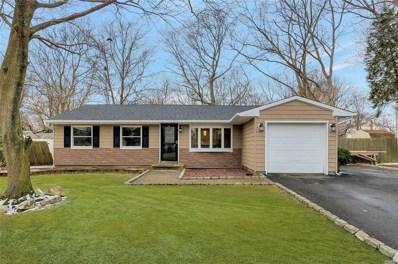 56 Rose Pl, Selden, NY 11784 - MLS#: 3107670