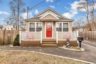 5 Catherine St, Bay Shore, NY 11706 - MLS#: 3107876