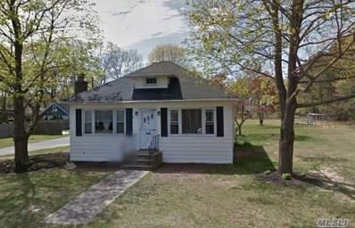 76 Ohio Ave, Medford, NY 11763 - MLS#: 3108231