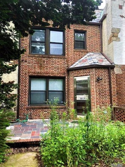 68-19 Ingram, Forest Hills, NY 11375 - MLS#: 3108488