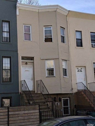 2042 A Pacific St, Brooklyn, NY 11233 - MLS#: 3108809