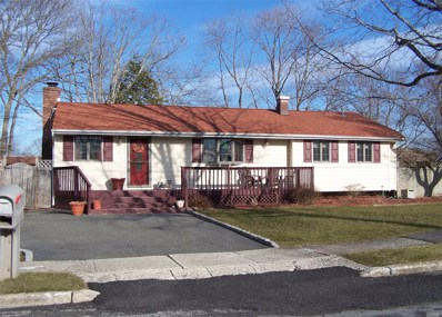 1 Norwalk Ln, Selden, NY 11784 - MLS#: 3109028