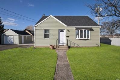 679 Irene St, S. Hempstead, NY 11550 - MLS#: 3109236