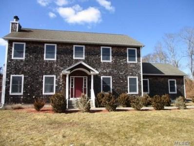 398 Mill Rd, Westhampton, NY 11977 - MLS#: 3109419