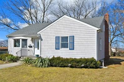 21 Weeks Rd, N. Babylon, NY 11703 - MLS#: 3109430