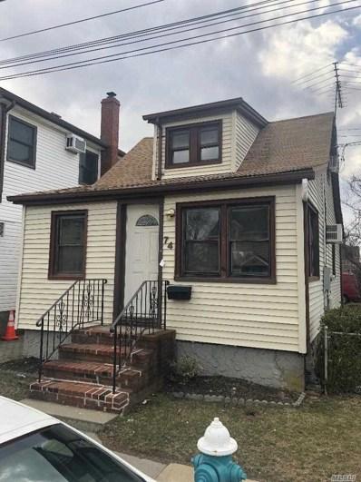 74 Evans Ave, Elmont, NY 11003 - MLS#: 3110330