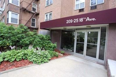 209-25 18 Ave UNIT 6J, Bayside, NY 11360 - MLS#: 3110452