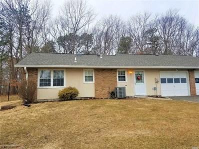 324B Woodbridge, Ridge, NY 11961 - MLS#: 3110797