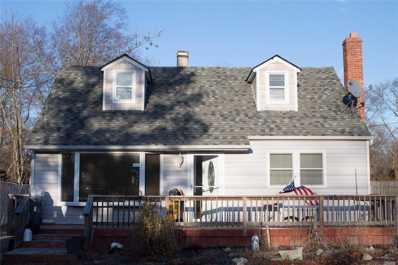 299 Orchid Dr, Mastic Beach, NY 11951 - MLS#: 3111316