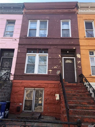 408 Bainbridge St, Brooklyn, NY 11233 - MLS#: 3112271