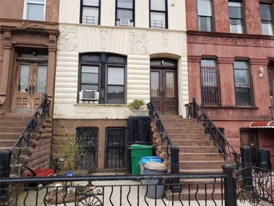 478 Decatur St, Brooklyn, NY 11233 - MLS#: 3112497