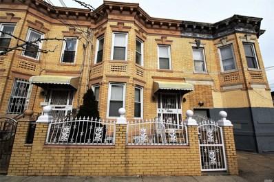 505 Pine St, Brooklyn, NY 11208 - MLS#: 3113437