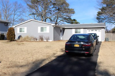 83 E Arpage Dr, Shirley, NY 11967 - MLS#: 3113462