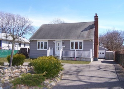 1069 Brookdale Ave, Bay Shore, NY 11706 - MLS#: 3113975
