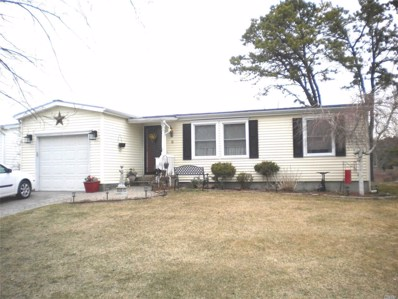 6 Holly Dr, Manorville, NY 11949 - MLS#: 3114045