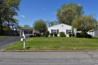 19 All Points Dr, Holbrook, NY 11741 - MLS#: 3115156