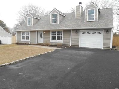 6 Blue Ridge Ln, Ridge, NY 11961 - MLS#: 3115160