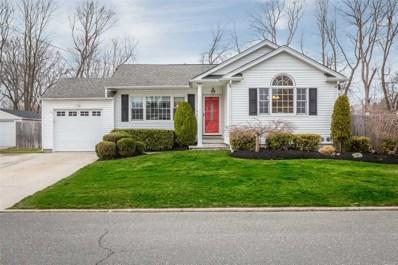 5 Wood Haven Pl, E. Northport, NY 11731 - MLS#: 3115223