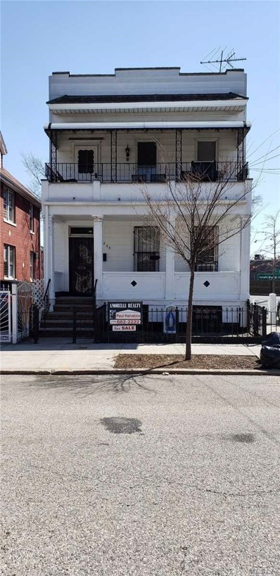 22-55 48th St, Astoria, NY 11105 - MLS#: 3115650