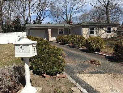 9 Song Sparrow Ln, Centereach, NY 11720 - MLS#: 3115831