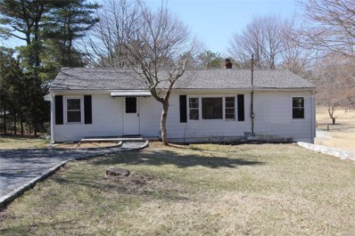 334 Woodland Ave, Manorville, NY 11949 - MLS#: 3116084