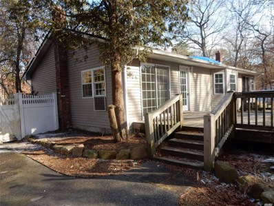 22 Silas Carter Rd, Manorville, NY 11949 - MLS#: 3116279